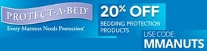 protect a bed coupon