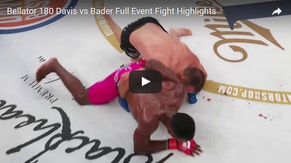 Bellator 180 Highlights