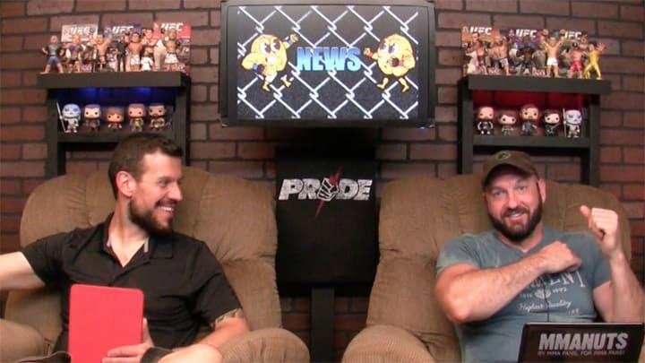 Mark Hunt vs Derrick Lewis   Recap   MMANUTS MMA Podcast   EP # 341