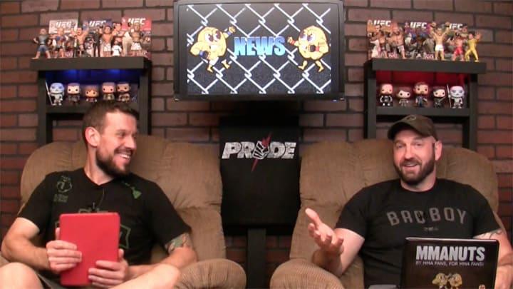 Jose Aldo vs Max Holloway | UFC 212 Results and Recap | MMANUTS MMA Podcast | EP # 340