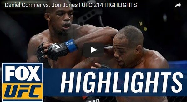 Jon Jones vs Daniel Cormier 2 Full Fight Video Highlights
