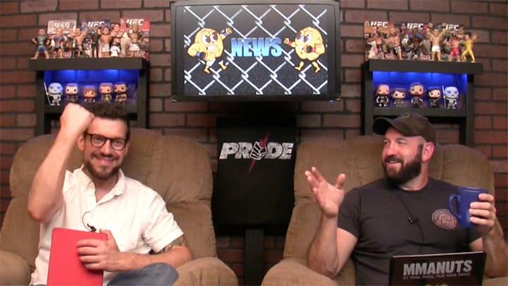 Jon Jones vs Daniel Cormier 2 | UFC 214 Preview | MMANUTS MMA Podcast | EP # 346