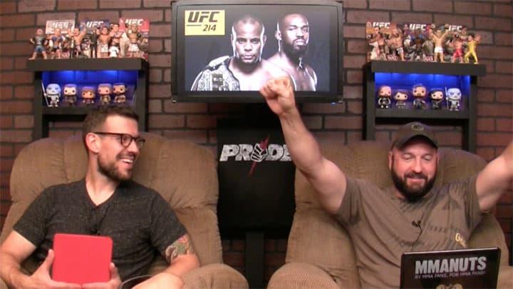 Jon Jones vs Daniel Cormier 2   UFC 214 Results and Recap   MMANUTS MMA Podcast   EP # 347