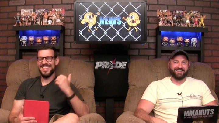 Romero vs Whittaker | UFC 213 Results and Recap | MMANUTS MMA Podcast | EP # 344