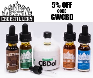 The cbdistillery coupon