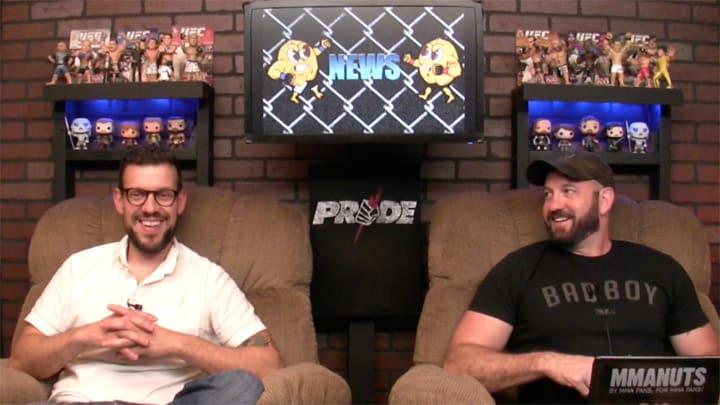 McGregor, Mayweather, Malignaggi   MMANUTS MMA Podcast   EP # 348