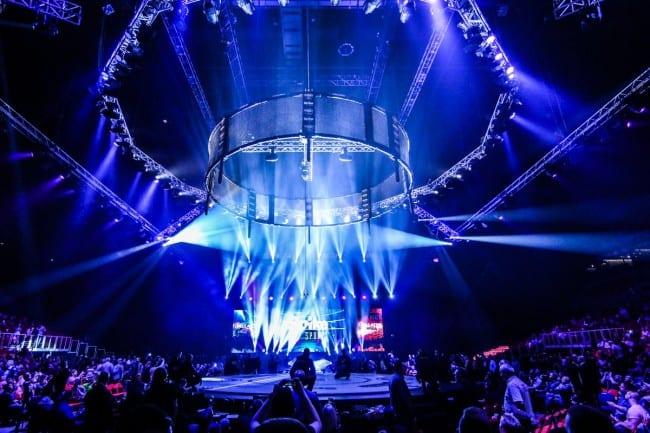 Bellator Flying Cage