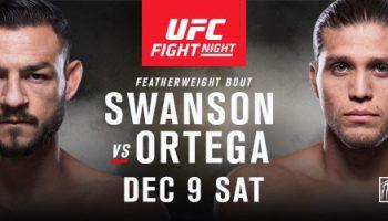 Swanson vs Ortega