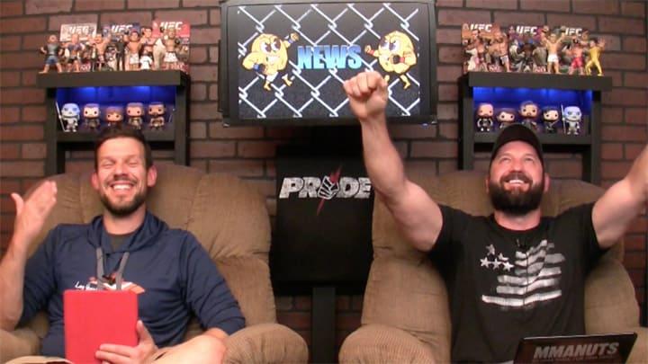 Conor McGregor | Fabricio Werdum | MMANUTS MMA Podcast | EP # 354