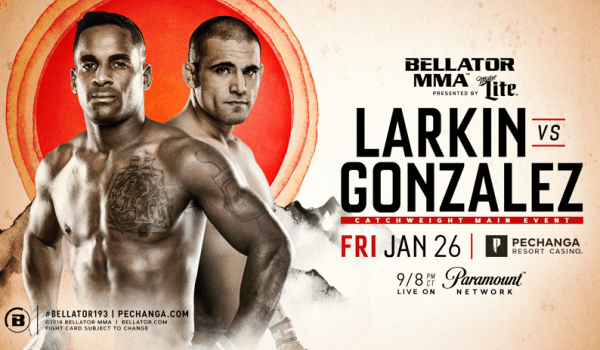Bellator 193 Update