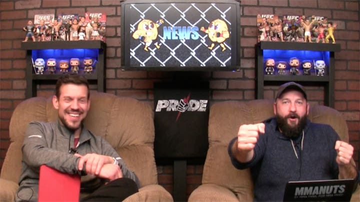 GSP vacates belt | Bullying | Everyone wants to box | MMANUTS MMA Podcast | EP # 363