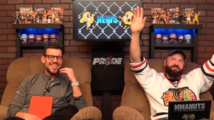 Cris Cyborg | Jackson Winklejohn | MMANUTS MMA Podcast | EP # 366
