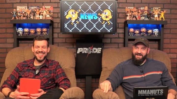 Stipe Miocic vs Daniel Cormier | Rousey | MMANUTS MMA Podcast | EP # 369