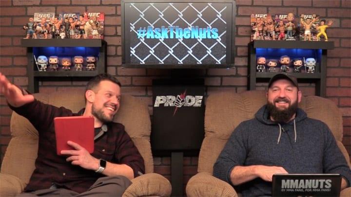 UFC Jeremy Stephens vs Josh Emmett Recap | MMANUTS MMA Podcast | EP # 372