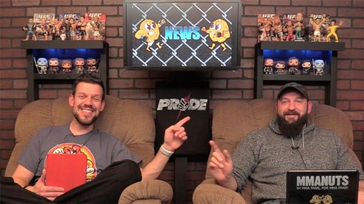 Werdum vs Volkov Recap | MMANUTS MMA Podcast | EP # 375