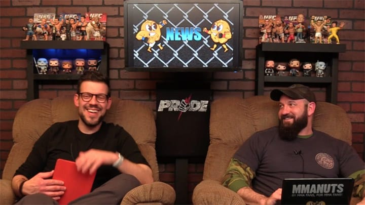 Josh Barnett and USADA | MMANUTS MMA Podcast | EP # 376