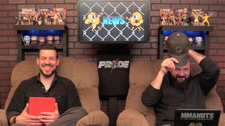 UFC 222 Cyborg vs Kunitskaya Recap | MMANUTS MMA Podcast | EP # 373