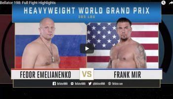 Bellator 198 Full Fight Video Highlights