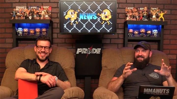 UFC 224 Recap | Bellator 199 Recap | MMANUTS MMA Podcast | EP # 382