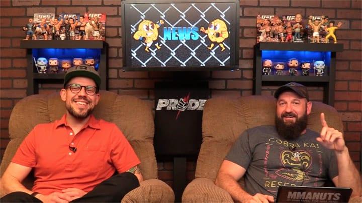 Maia vs Usman Recap | Bellator 200 | MMANUTS MMA Podcast | EP # 383