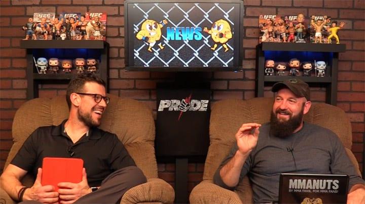 Rampage | Cobra Kai | MMANUTS MMA Podcast | EP # 381