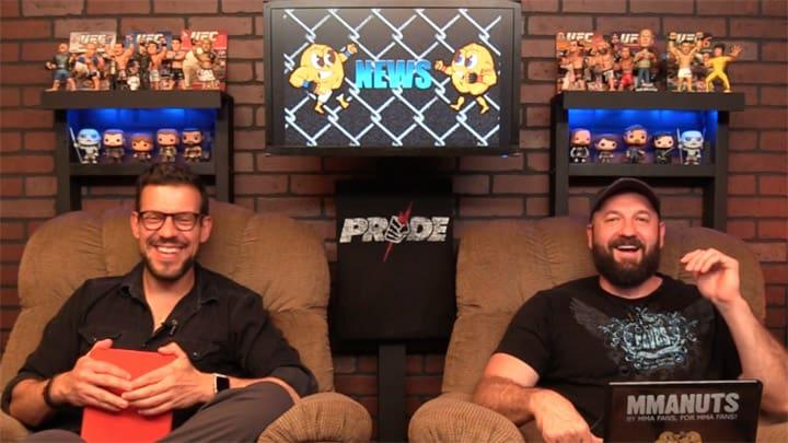 Brock Lesnar, Jon Jones, Weight Cutting   MMANUTS MMA Podcast   EP # 387