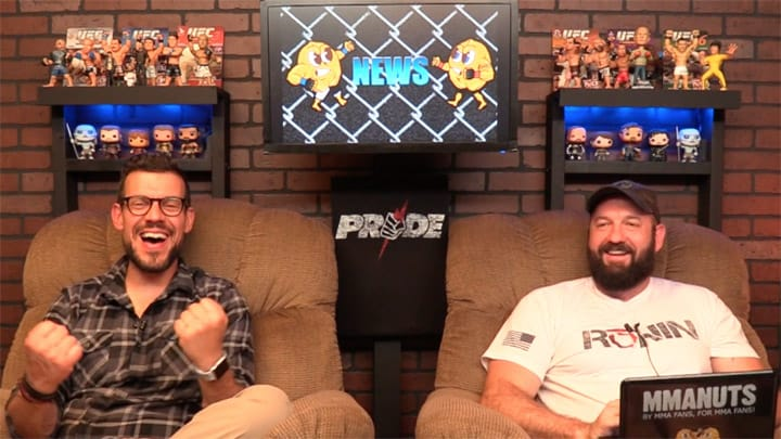 Cerrone vs Edwards, PFL Recap | MMANUTS MMA Podcast | EP # 388