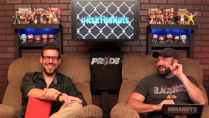 UFC Recap | MMANUTS MMA Podcast | EP # 391