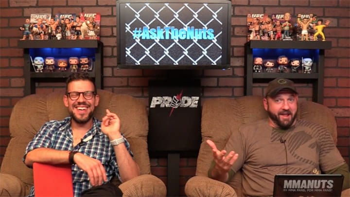 Shogun vs Smith Recap   MMANUTS MMA Podcast   EP # 392