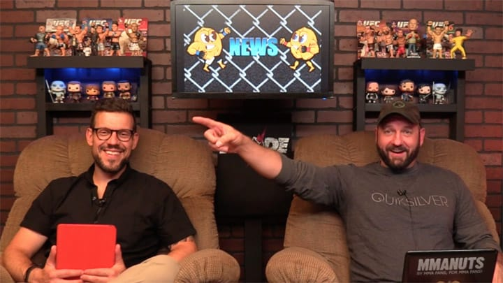 Poirier vs Alvarez 2 Recap   MMANUTS MMA Podcast   EP # 393