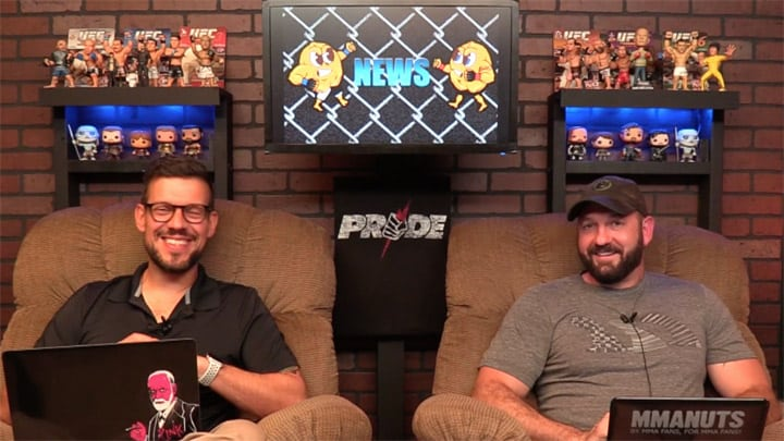 UFC 229   MMANUTS MMA Podcast   EP # 395