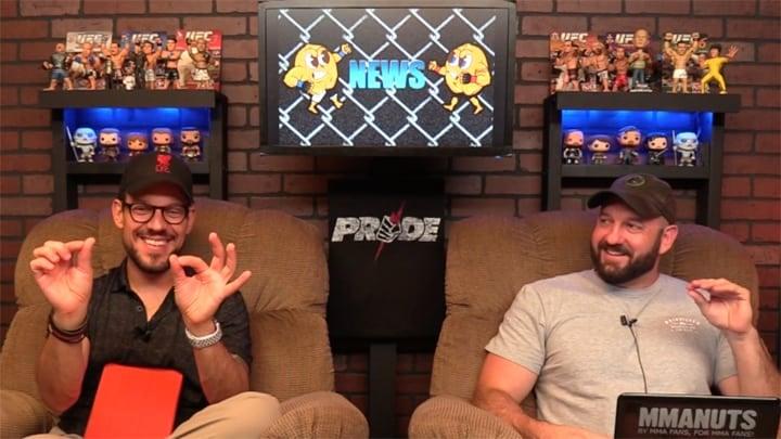 UFC 227 Recap   MMANUTS MMA Podcast   EP # 394