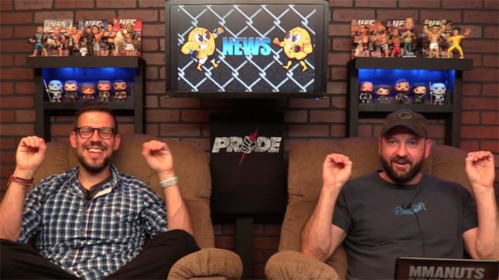 McGregor vs Nurmagomedov    MMANUTS MMA Podcast   EP # 399