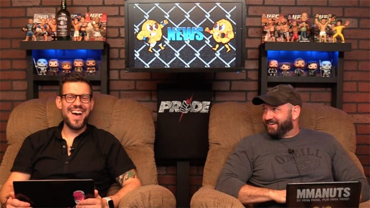 UFC 229 Recap | Khabib vs McGregor | MMANUTS MMA Podcast | EP # 401