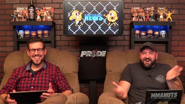 Fedor vs Sonnen   Bellator 207 and 208 Recap   MMANUTS MMA Podcast   EP # 402