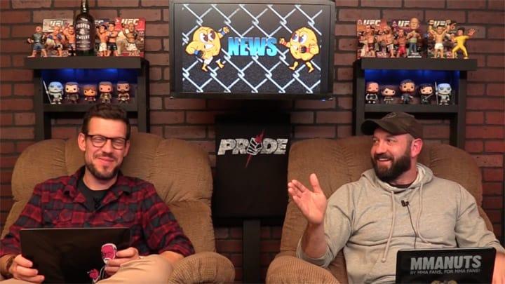 Liddell vs Ortiz 3  Recap   MMANUTS MMA Podcast   EP # 407
