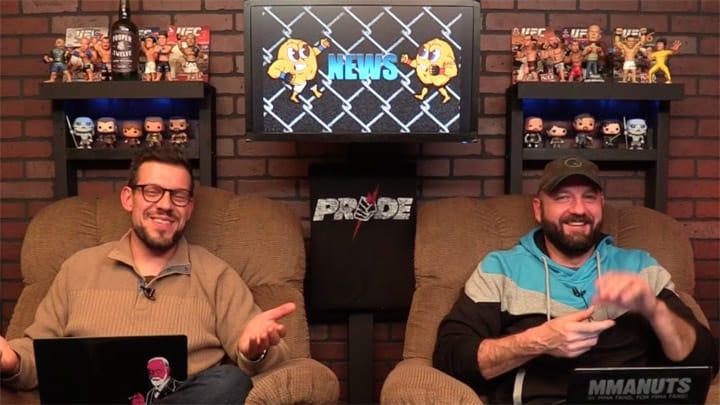 Holloway vs Ortega | UFC 231 Recap | MMANUTS MMA Podcast | EP # 409