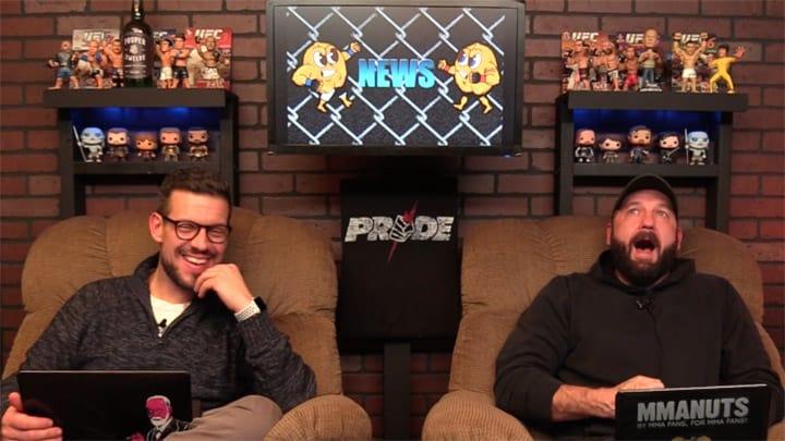 Fury vs Wilder Recap   MMANUTS MMA Podcast   EP # 408