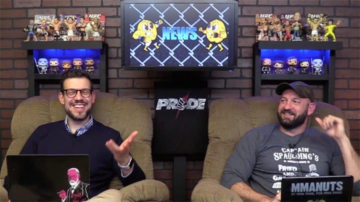 Dillashaw vs Cejudo Preview   MMANUTS MMA Podcast   EP # 412