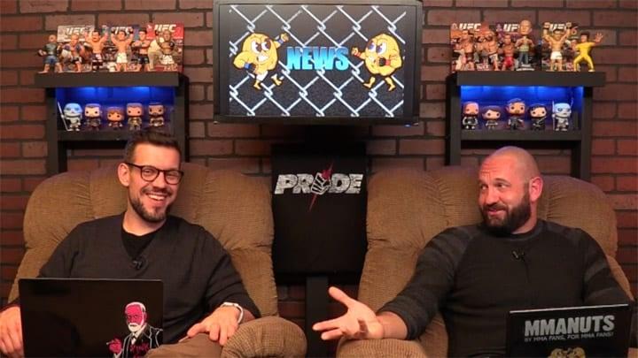 Cejudo vs Dillashaw Recap   MMANUTS MMA Podcast   EP # 413