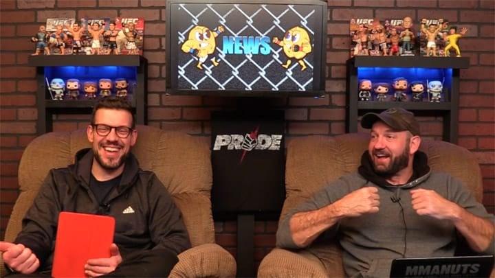 Fedor vs Bader Recap   MMANUTS MMA Podcast   EP # 414