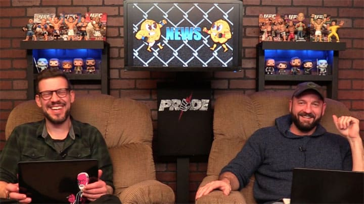 UFC Ngannou vs Velasquez Recap   MMANUTS MMA Podcast   EP # 417
