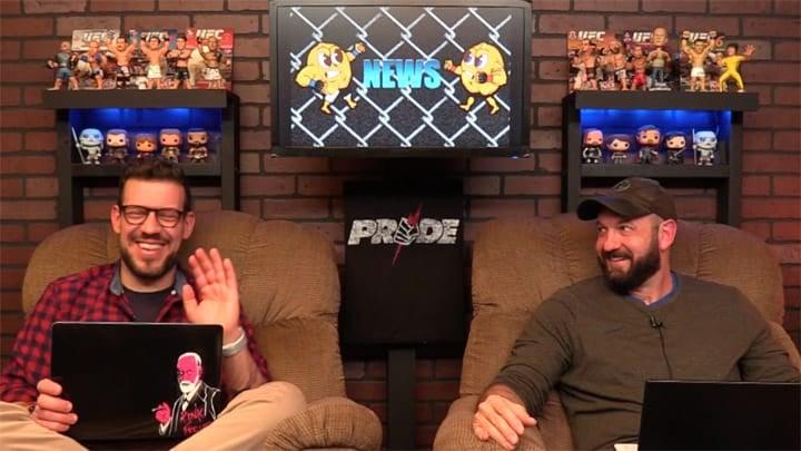 Jon Jones vs Anthony Smith   UFC 235 Preview   MMANUTS MMA Podcast   EP # 418