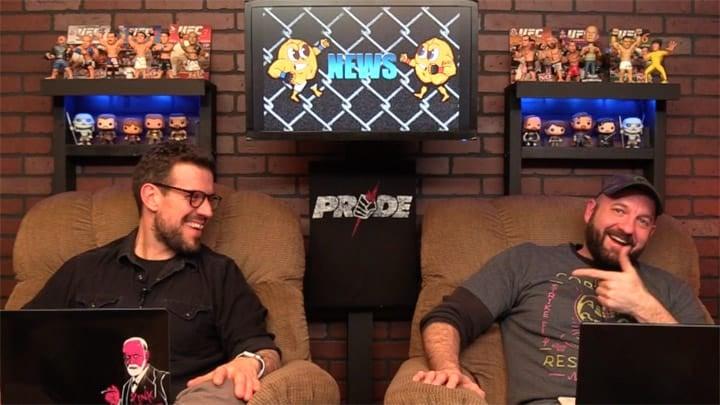 Justin Gaethje vs Edson Barboza Preview   MMANUTS MMA Podcast   EP # 421