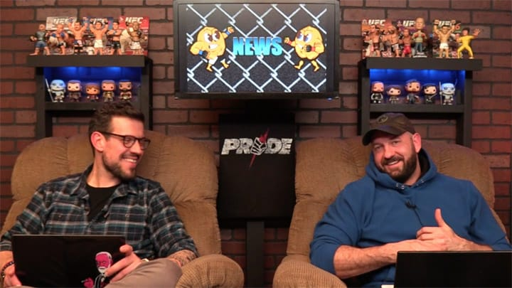 Justin Gaethje vs Edson Barboza Recap   MMANUTS MMA Podcast   EP # 422