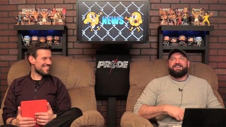 UFC Rafael Dos Anjos vs Kevin Lee   MMANUTS MMA Podcast   EP # 428