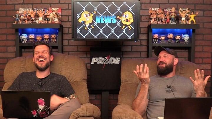 BKFC 6, UFC and Bellator Recap   MMANUTS MMA Podcast   EP # 433