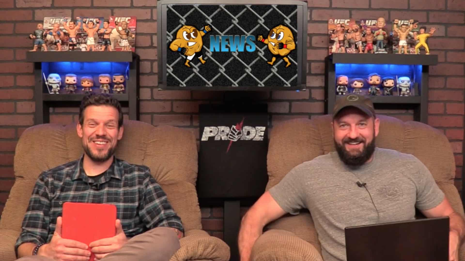 UFC Gustafsson vs Smith Recap   MMANUTS MMA Podcast   EP # 430