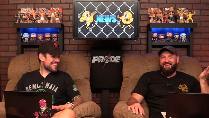 UFC 239 Recap | MMANUTS MMA Podcast | EP # 435