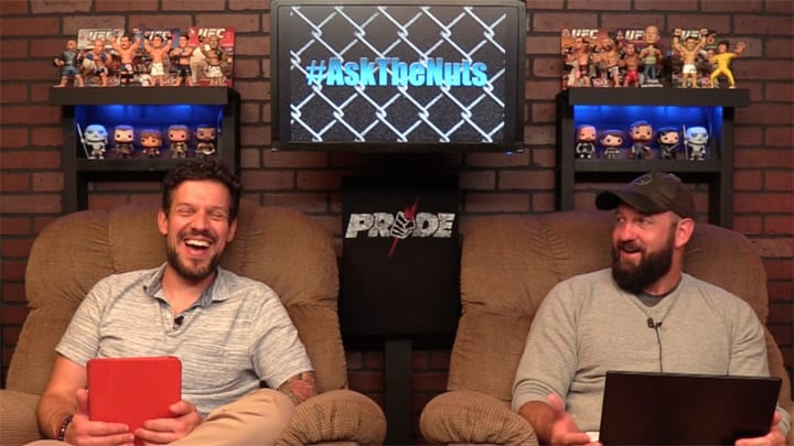 UFC Sacramento Recap | MMANUTS MMA Podcast | EP # 436